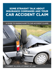a guide to massachusetts car accident claims